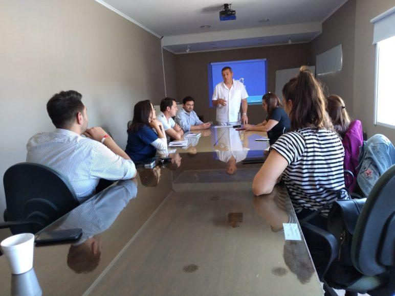 Finalizaron dos cursos de capacitación en las ciudades de Azul y Olavarría